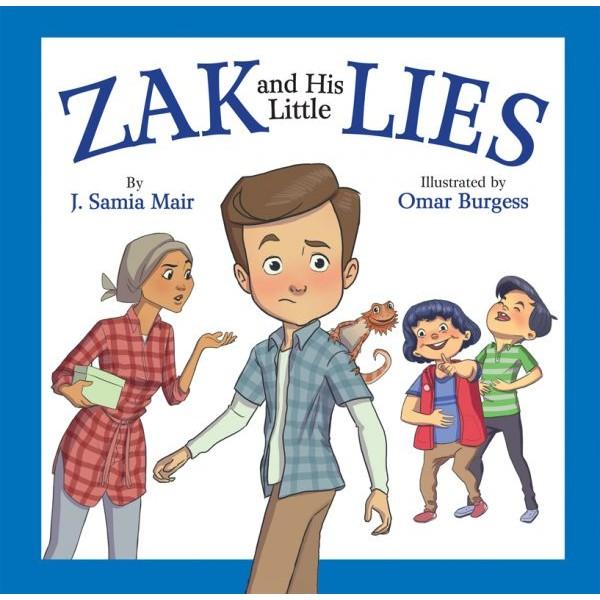 Zak and His Little Lies (PB)