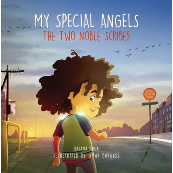 My Special Angels: The Two Noble Scribes (HB)