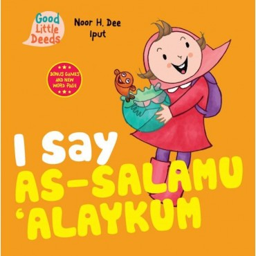 I Say As-Salamu'Alakyum