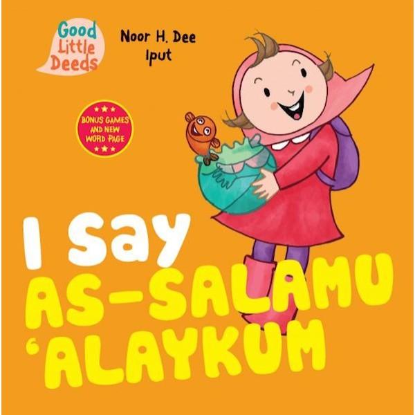 I Say As-Salamu'Alakyum