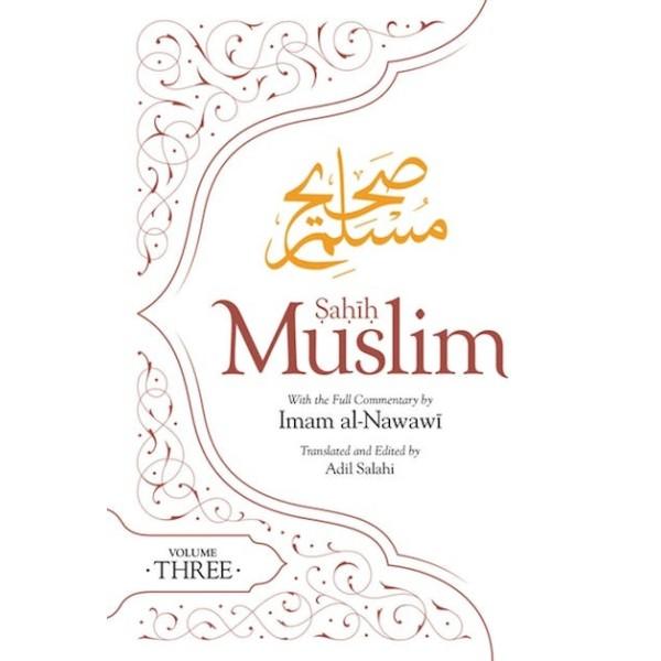 SAHIH MUSLIM (VOLUME 3)