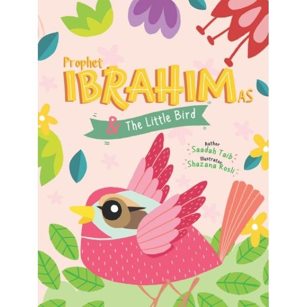 Prophet IBRAHIM (as) & The Little Bird Activity Book