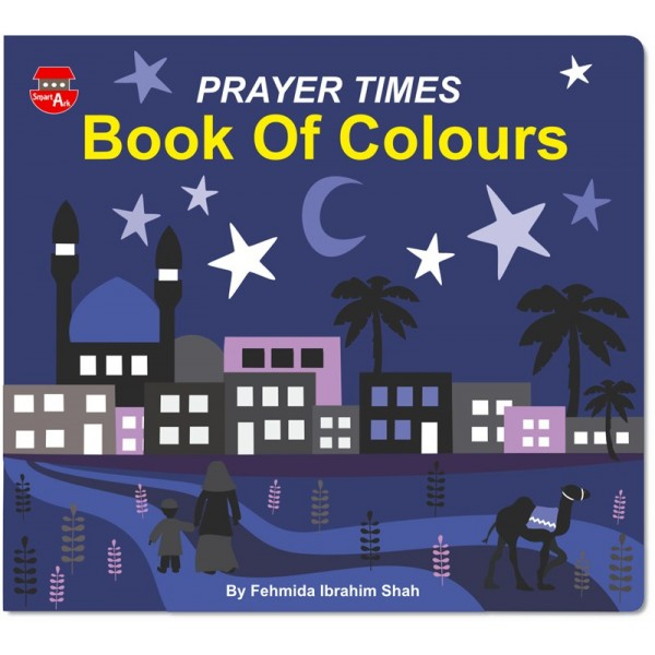 Prayer Times Book of Colours