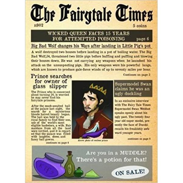MCB : The Fairytale Times
