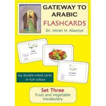 Gateway to Arabic Flashcards (Set 3)