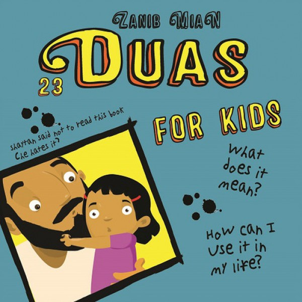 MCB: 23 Duas for Kids