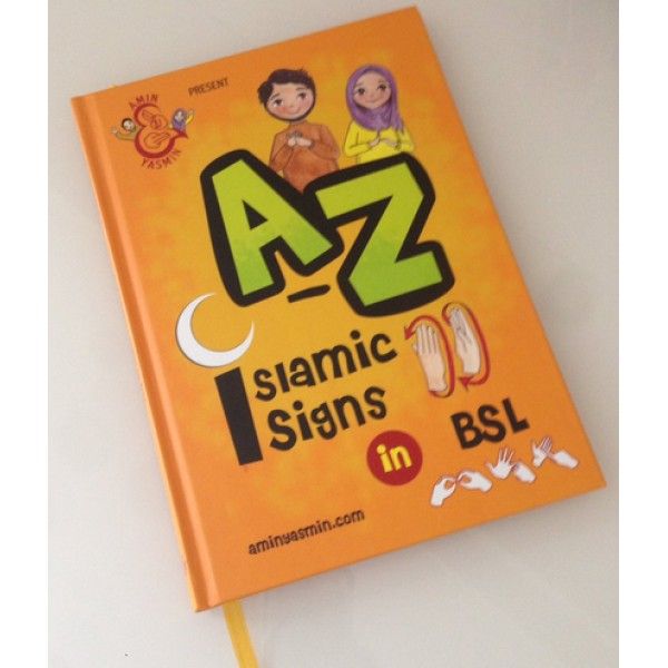 A-Z Islamic Sign in BSL
