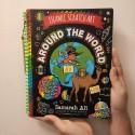Islamic Scratch Artbook - Around The World
