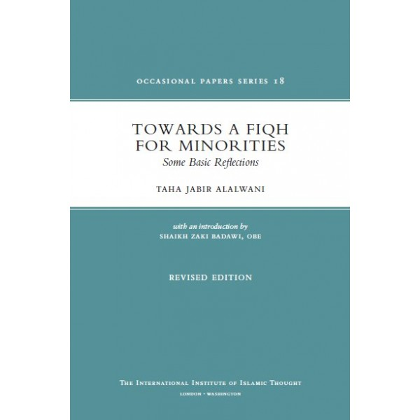 Towards a Fiqh for Minorities