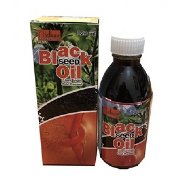 Azhar : Black Seed Oil 120ml