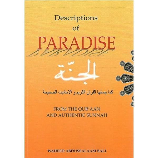 Descriptions of Paradise