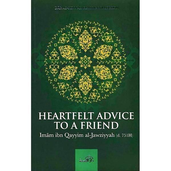 HID- Heartfelt Advice to a Friend