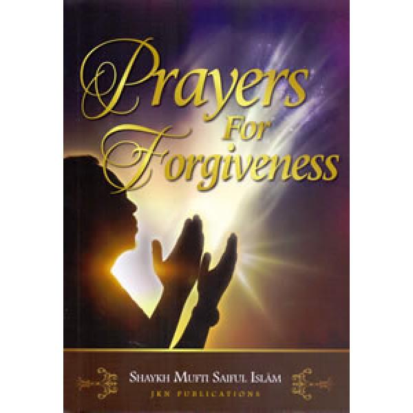 Prayers for Forgiveness : JKN Publications