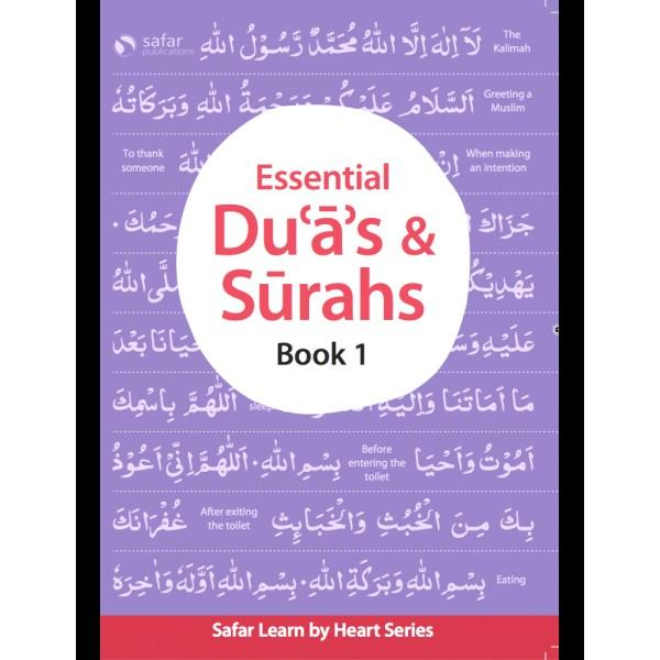 Safar - Essential Duas & Surahs (Book 1)