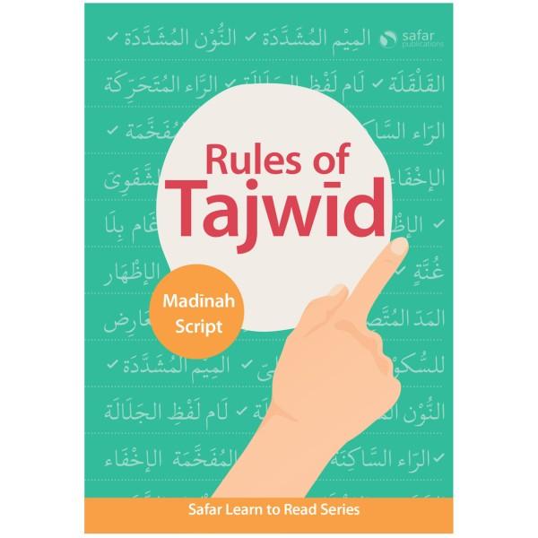 Safar - Rules of Tajwid (Madinah Script)