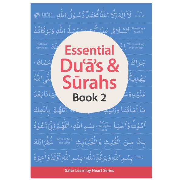 Safar - Essential Duas & Surahs (Book 2)