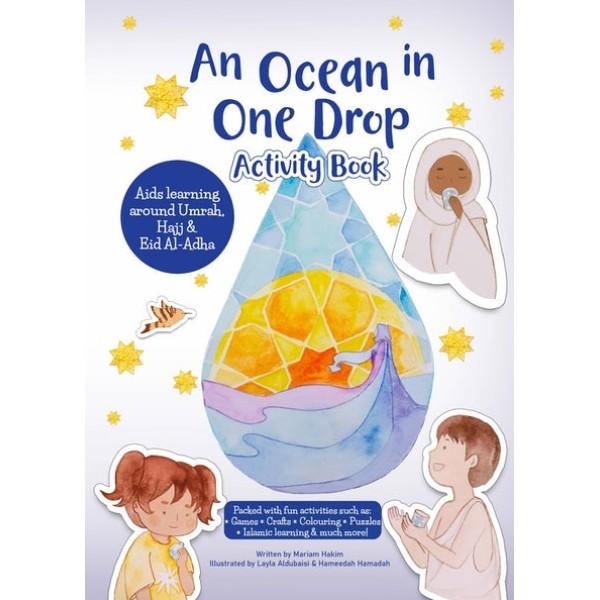 An Ocean in One Drop - Activity Book