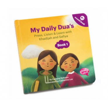 Desi Doll : My Daily Dua's Story Sound Book 1