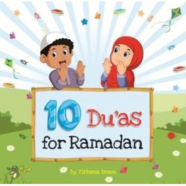 10 Du'as for Ramadan