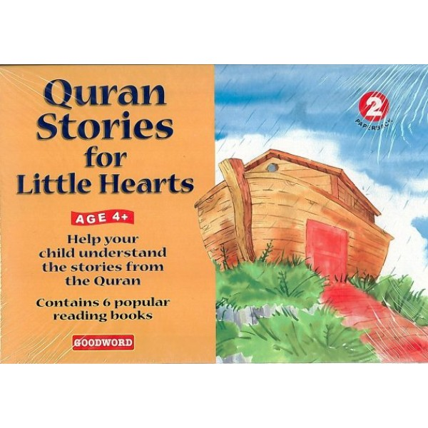 Quran Stories for Little Hearts Box 2 (x6)