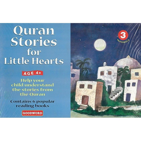 Quran Stories for Little Hearts Box 3 (x6)