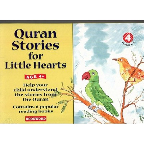 Quran Stories for Little Hearts Box 4 (x6)