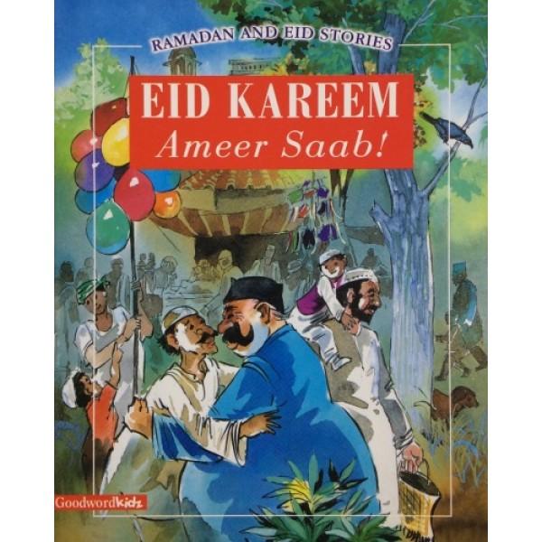 Eid Kareem Ameer Saab