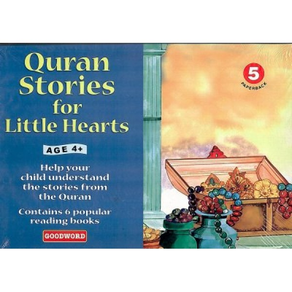 Quran Stories for Little Hearts Box 5 (x6)
