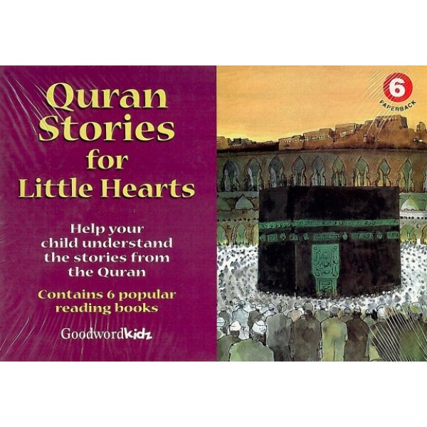 Quran Stories for Little Hearts Box 6 (x6)