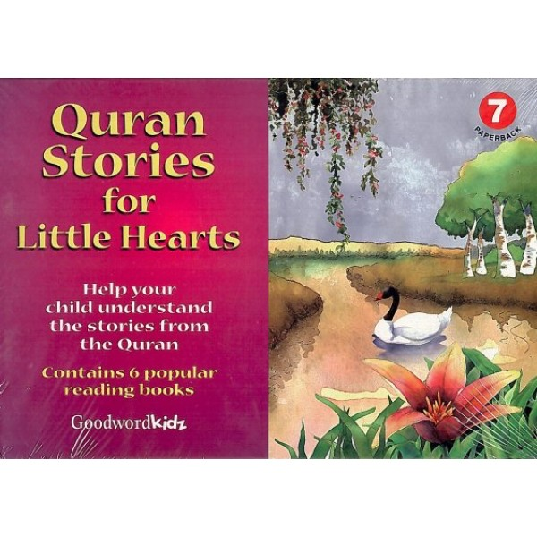 Quran Stories for Little Hearts Box 7 (x6)