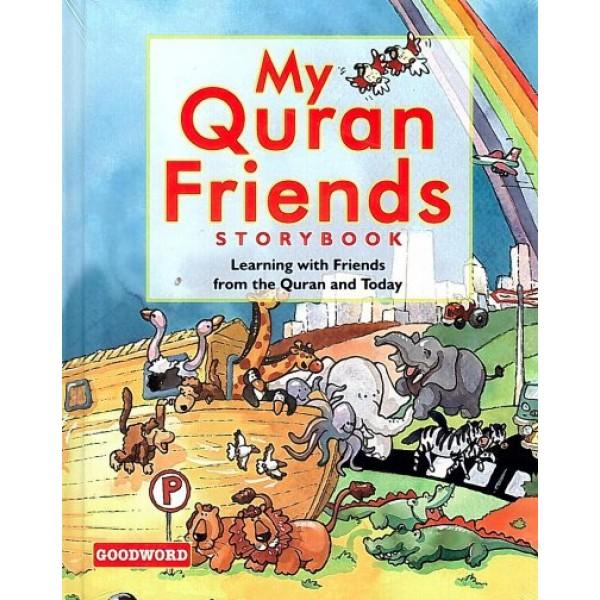 My Quran Friends Storybook (PB)