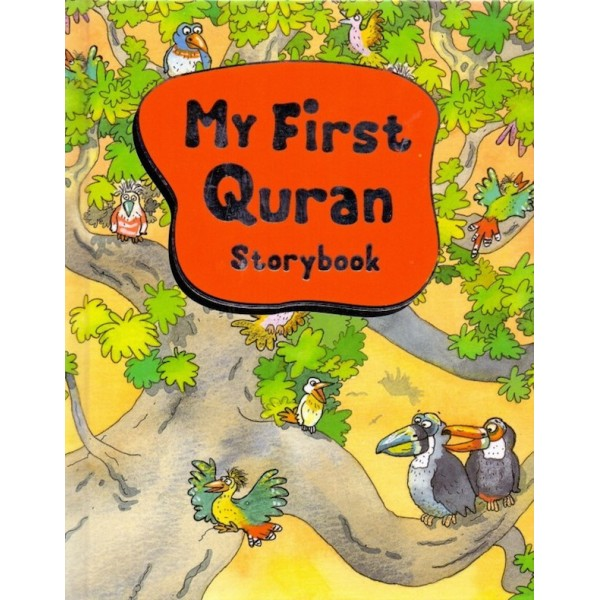My First Quran - Story Book