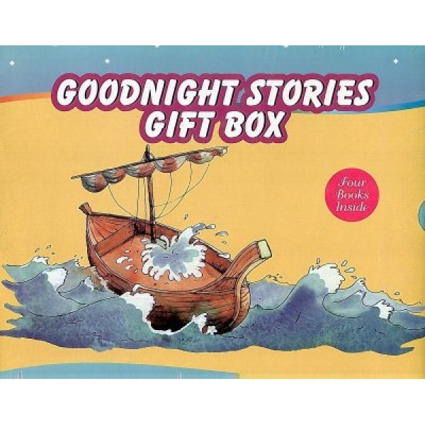 Goodnight stories gift box