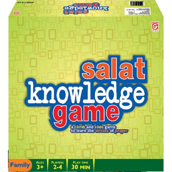 Salat Knowledge Game