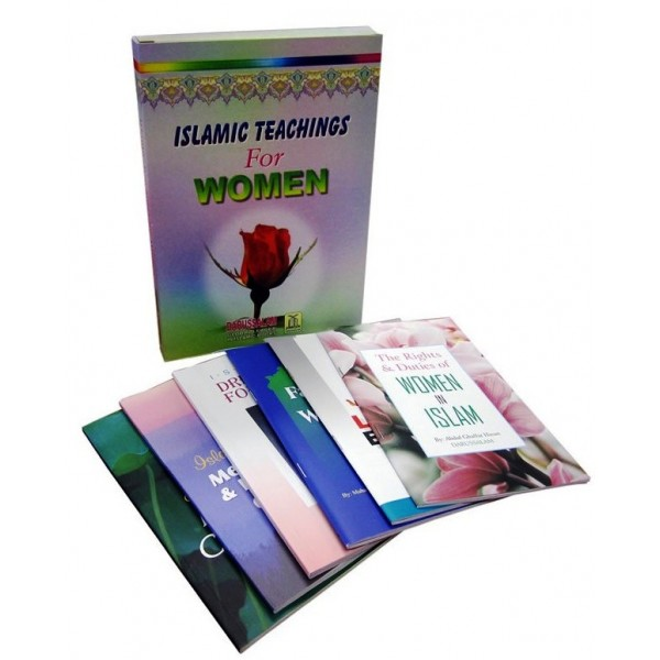 Islamic Teachings For Women H/C (x6)