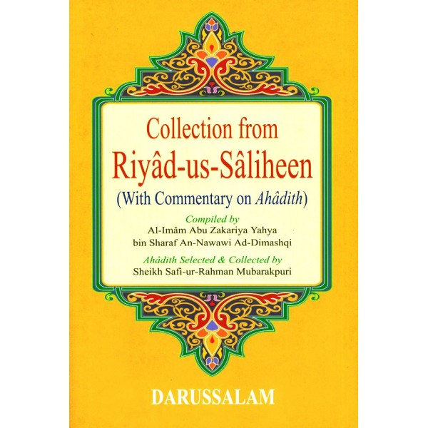Collection Riyad us Saliheen