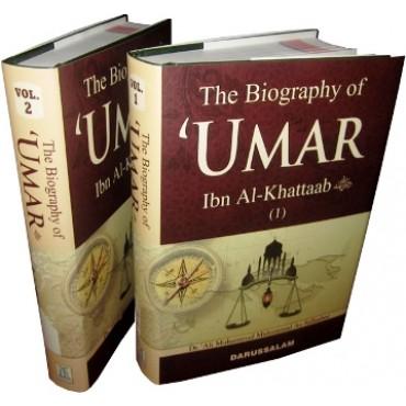 Umar Ibn al-khattaab Vol 1/2 (Darussalam)
