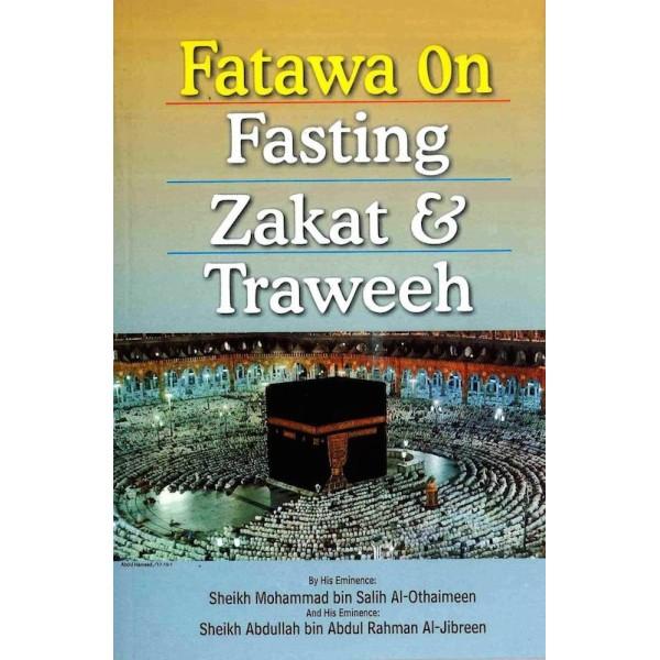 Fatawa on fasting Zakat & Traweeh