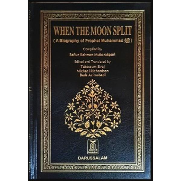 When the Moon Split (M) HB