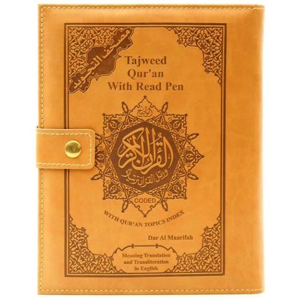 Pen Reader - Tran: Tajweed Quran