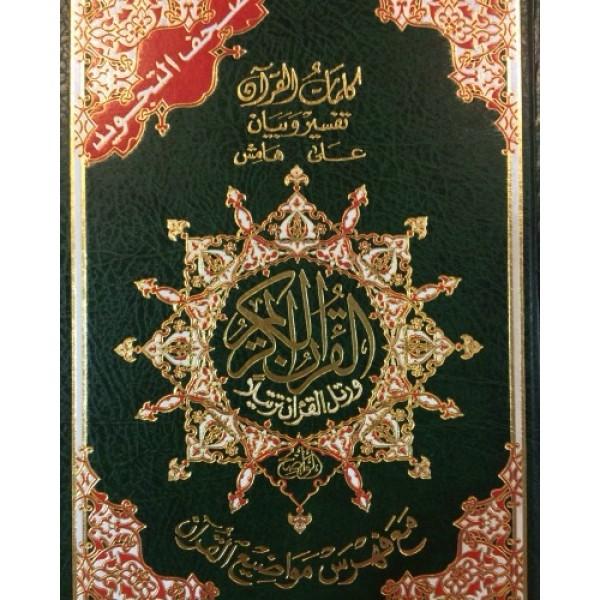 Tajweed Al Quran : Arabic (Large 17x24)