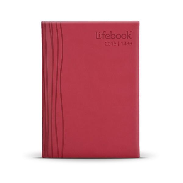 Deskbook ; Candy Floss Pink