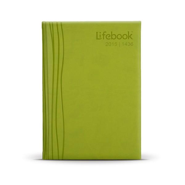 Deskbook ; Sherbert Lime