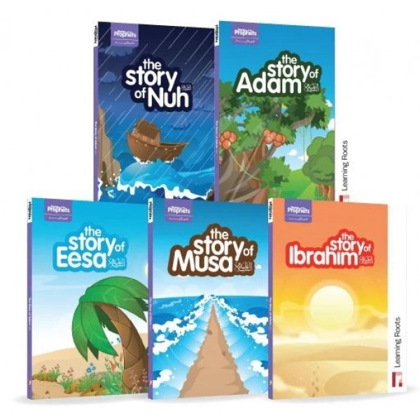 The Story of the Prophets : Learning Roots (Multipack)