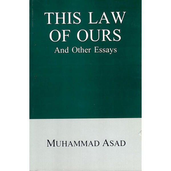 IBT -This Law of Ours and other Essays