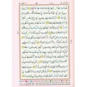 Quran - Colour Coded With Tajweed Rules (S)