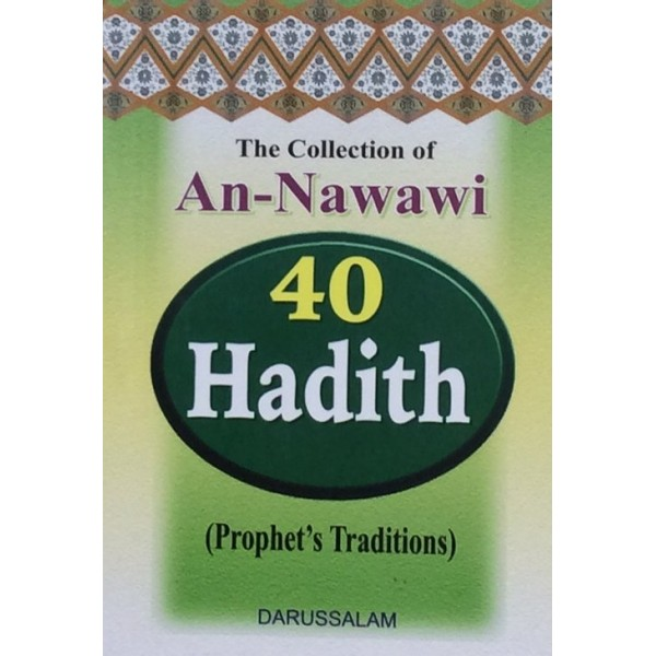 An Nawawi 40 Hadith (P/S)