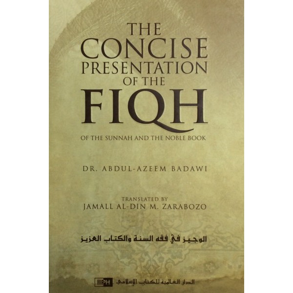 The Concise Presentation of the Fiqh (H/C)