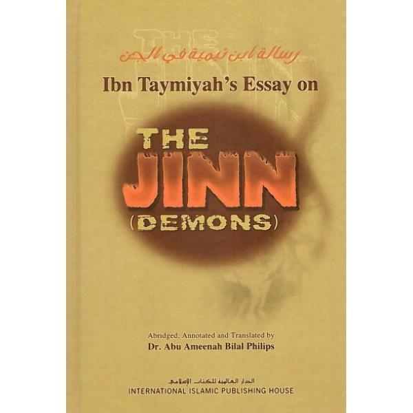 The Jinn: Ibn Taymiyah's Essay on the Jinn (Demons) Hardback