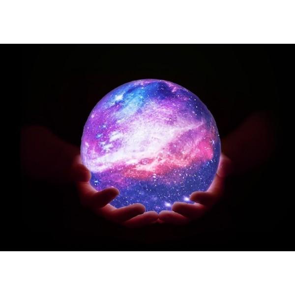 Quran Moon Lamp Speaker - Coloured
